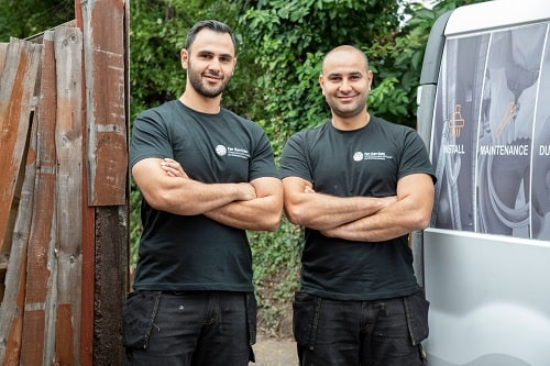 fan services ltd founders london
